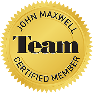 Seal - Jon Maxwell Certified Team Member