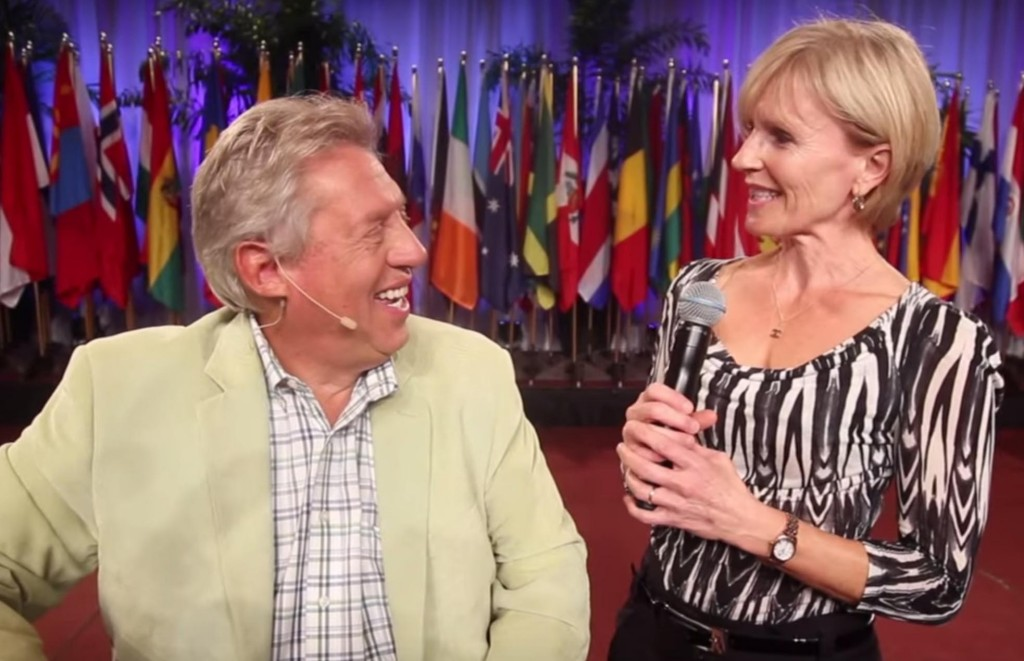 Karen Discussing GRIT With John C Maxwell